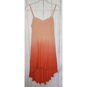 Antropologie two of us Ombre dress